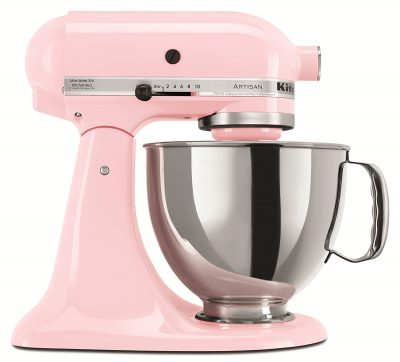 Pink kitchen accessories for people who love the color pink!