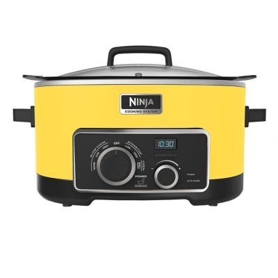This Ninja Multi-Cooker is awesome! I love the yellow color!
