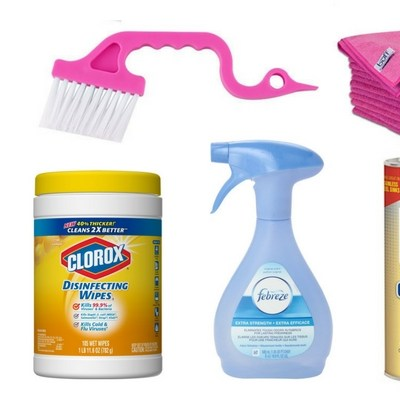 The 10 BEST Cleaning Products for Effortless Spring Cleaning