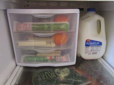 organize snacks - 10 Best House Cleaning Tips for Seniors That'll Make Life Easier