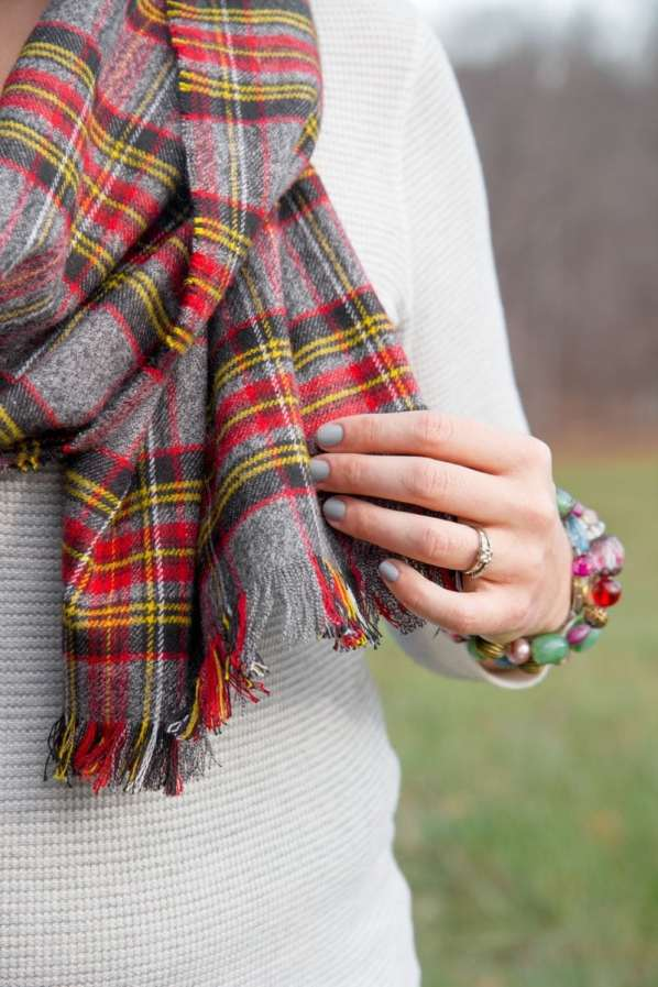 no sew flannel blanket scarf - 30+ Fall Craft Ideas to Make and Sell for Extra Money