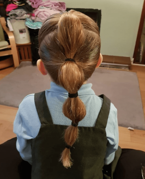 10 Quick And Easy Toddler Girl Hairstyles That're Perfect