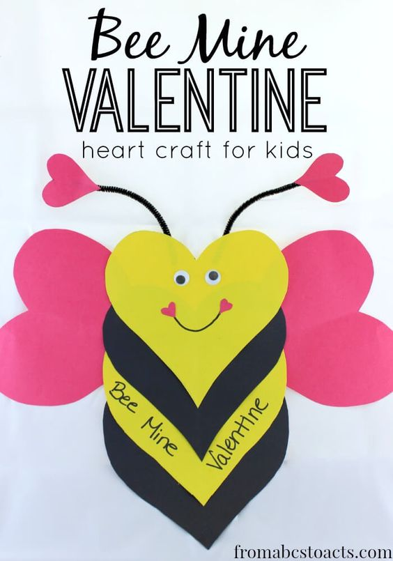 10 Valentine's Day Crafts for Toddlers