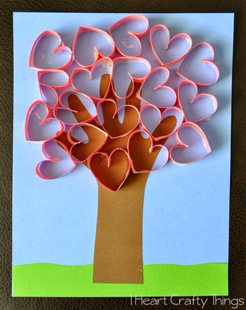 10 Easy Valentine's Day Crafts for Toddlers