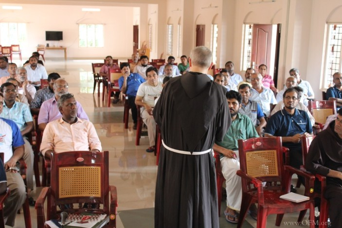 01.Addressing the Friars