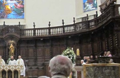 Minister General's Homily: Feast of St. Francis, Basilica S. Maria degli Angeli, Assisi, 2015