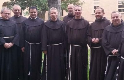 North-Slavic Conference Meeting at the General Curia