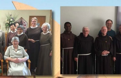 Visit to the friars of Australia and New Zealand