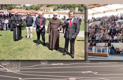 Major meeting of the Franciscan Family in Alenquer, Portugal