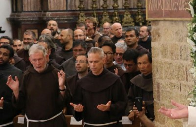 Pope Francis' Pilgrimage in Assisi