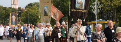 Lithuanian Franciscan Family celebrated the Feast of Mercy