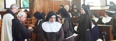 The limits of the cloister should not be an obstacle to be missionaries: Homily of the Minister General to the Poor Clares