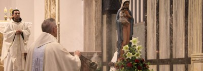 Mary's Intercession Brings us the Gifts of Eternal Salvation -Homily of the Minister General on the Feast of St. Mary Mediatrix