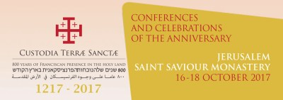 Conferences Celebrating 800 years of Franciscan Presence in the Holy Land