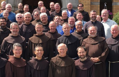 US Franciscans look to future renewal with hope