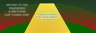 Animation Guidelines of the General Definitory  for 2018 and 2019