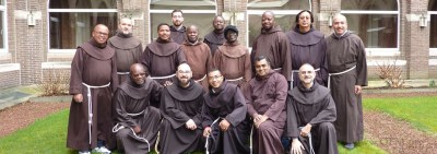 Missionary course in Brussels for French-speaking Friars