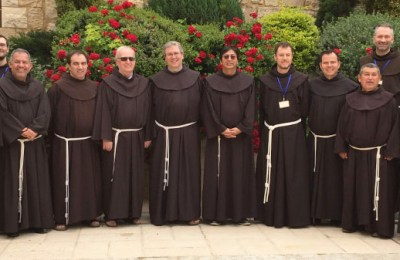 The CIME and its Executive Committee gathered in Jerusalem