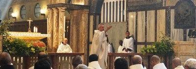 Celebrating the Minister General's Feast Day 2018