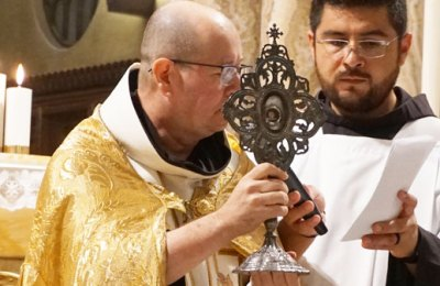 Transitus of St. Francis at the General Curia 2018