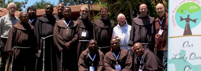 The JPIC Animators of the African Conference gather in South Africa