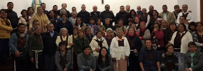 The Minister General visits the Brothers of the Province of the Holy Gospel in Mexico