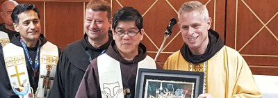 Peace, Minority, Theocentric itinerancy | Homily of the Minister General at the 2019 FCAO Gathering