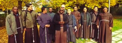 International Fraternity in Brussels Concludes 2019 Missionary Course