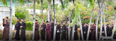 The Franciscan contribution to the 500 years of Christianity in the Philippines