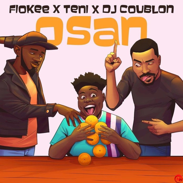 Image result for Fiokee x teni x dj coublon