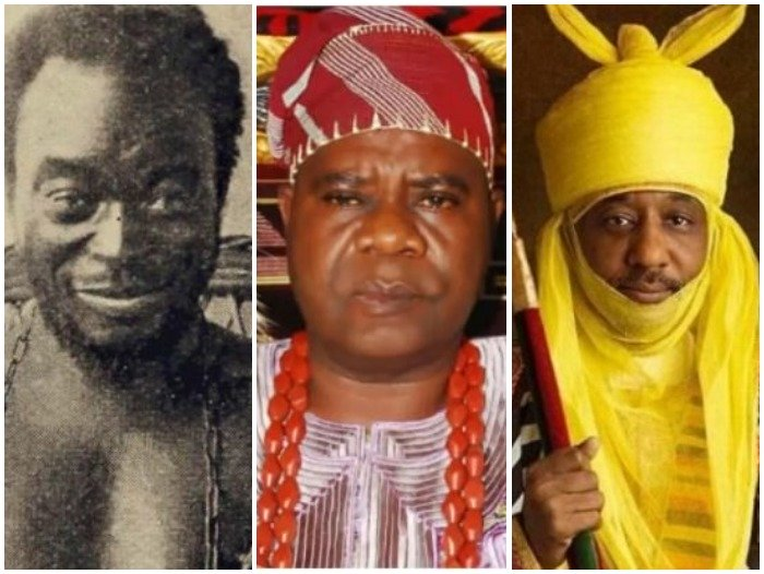 See 7 Notable Nigerian Kings That Have Been Impeached Out Of Their Throne (No. 3 Will Shock You) 1