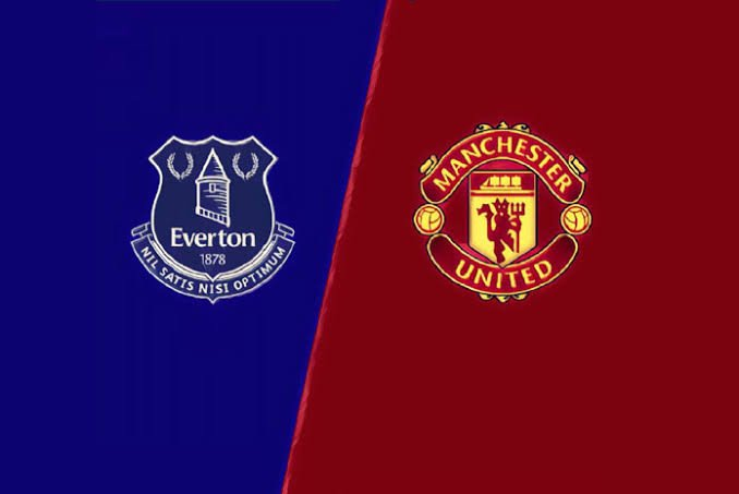STREAM LIVE: Everton Vs Manchester United [Watch Now] Premier League 2020/2021