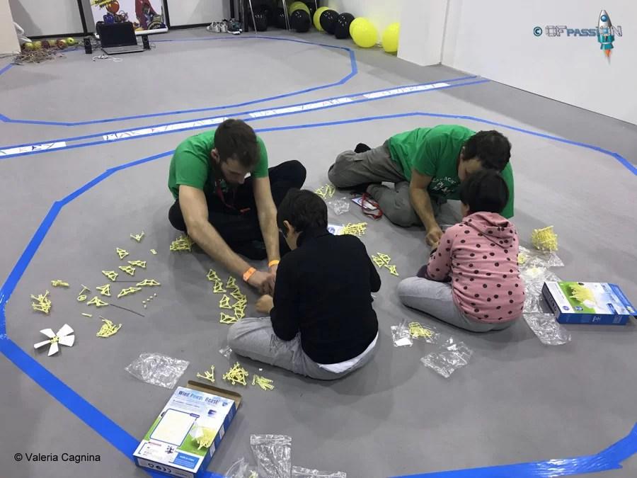 laboratorio Strandbeest valeria cagnina francesco baldassarre bambini ragazzi