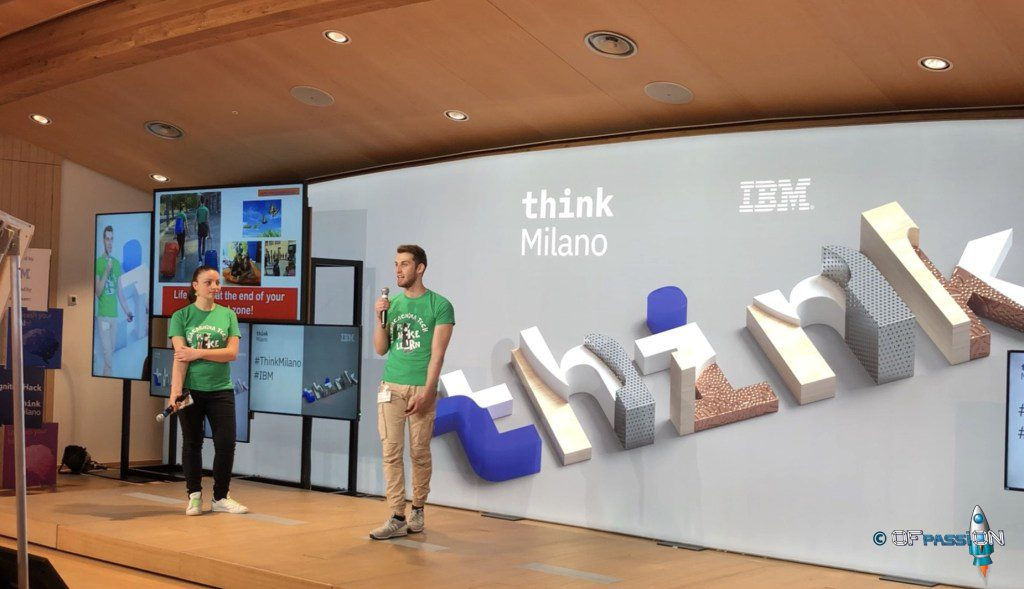 evento think di ibm valeria cagnina francesco baldassarre ofpassion