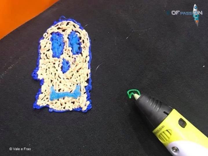 creatività laboratorio penna 3d