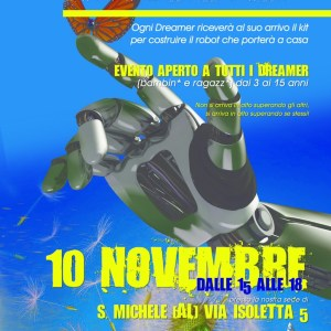 jumpery robot alessandria laboratorio