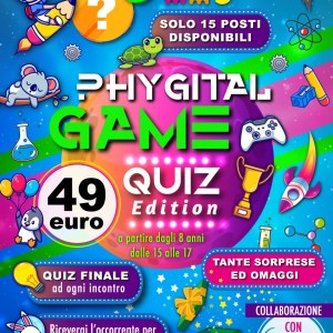 phygital game quiz edition thinkbey