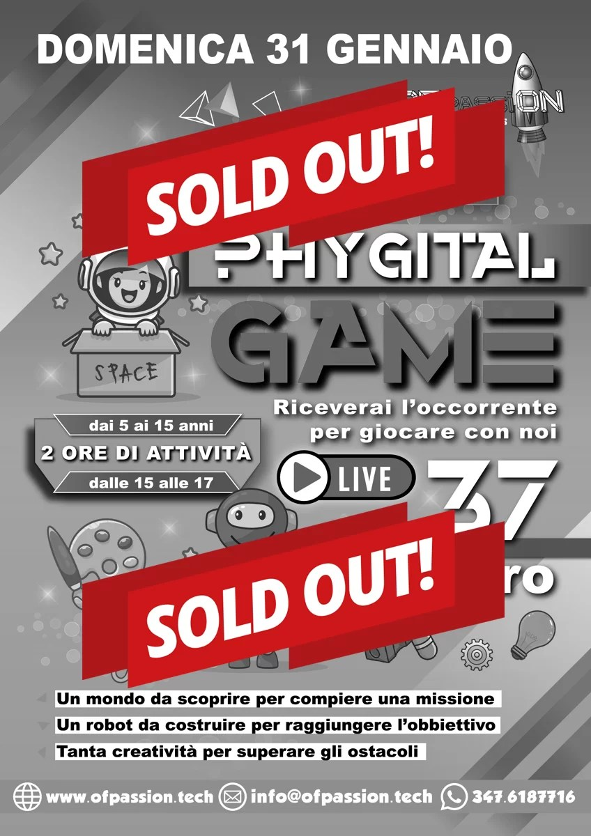 phygital game 31 gen sold out