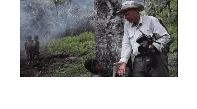 """וים ונדרס, """"מלח הארץ"""": מדוע וכיצד הוא מאלץ את האנושות להביט במראה"""