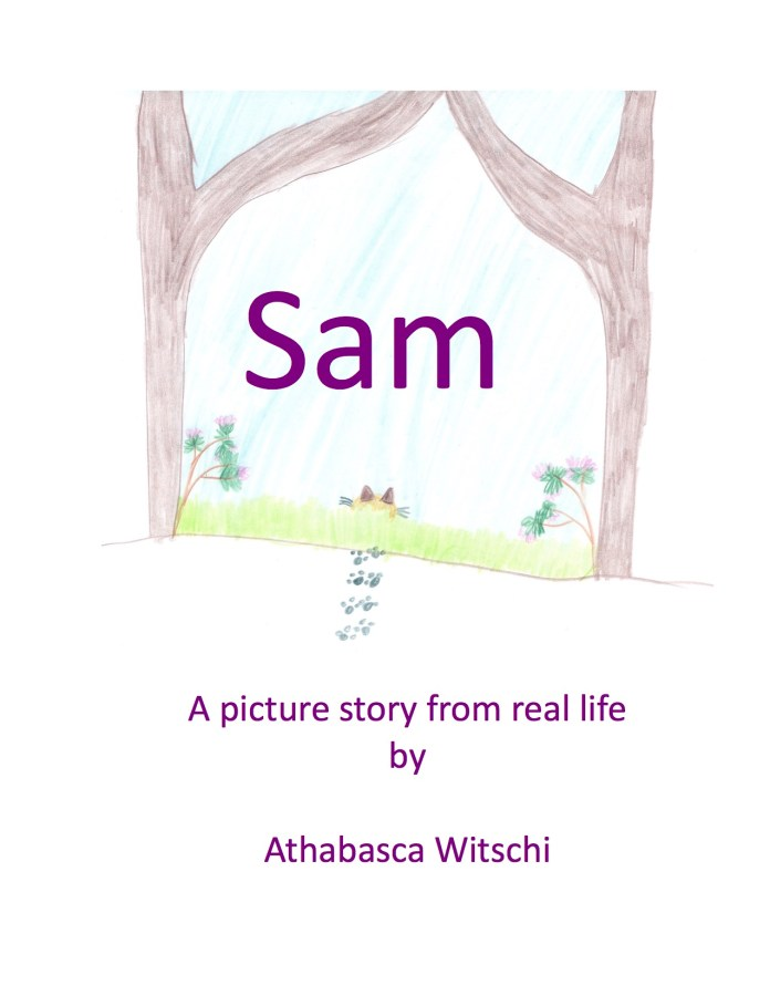Eine Bildgeschichte aus dem echten Leben von Athabasca Witschi (c) 2001