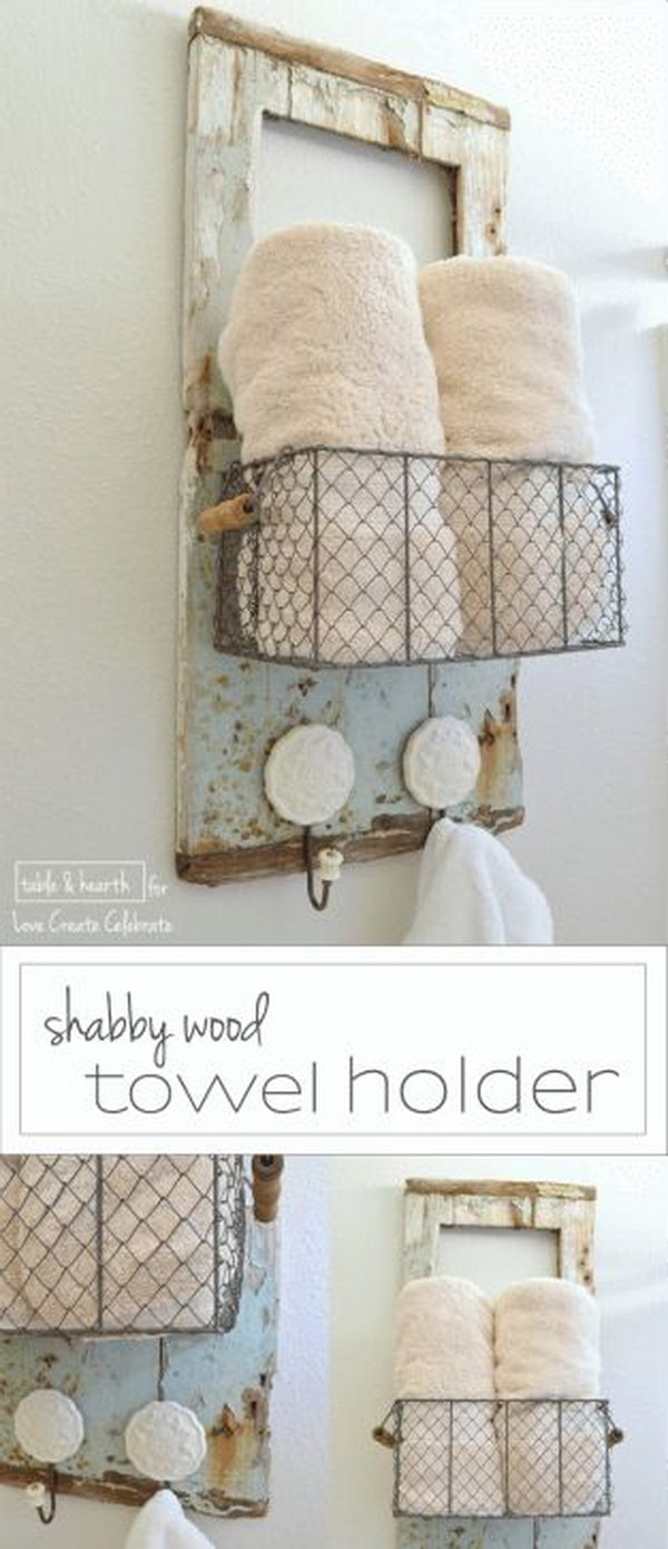 Awesome Shabby Chic Decor DIY Ideas Amp Projects