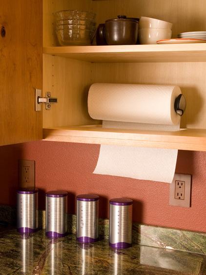 Western Paper Towel Under Cabinet