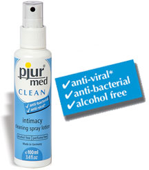 "Pjur ""Med-Clean"" Spray"