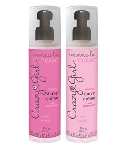 Wanna Be Naked Intimate Shave Creme