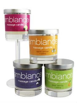 Ambiance Luxury Massage Candle