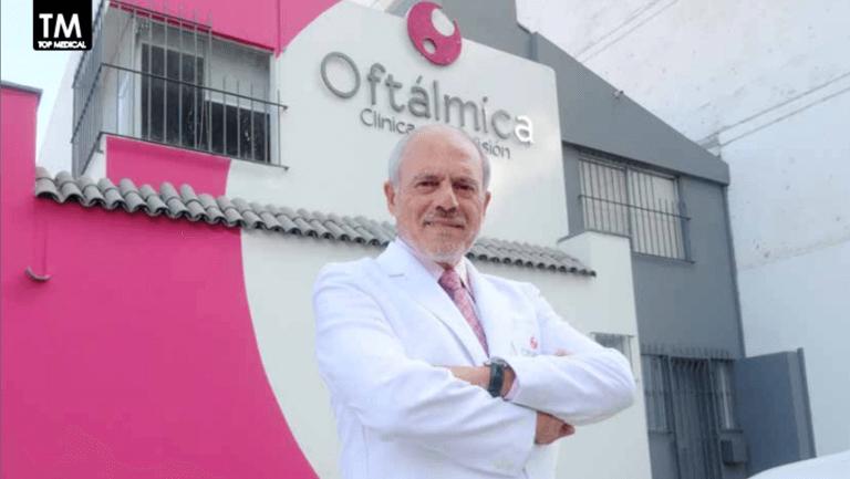 Nuestro Director Médico, Dr. Gerardo Arana, en Top Medical