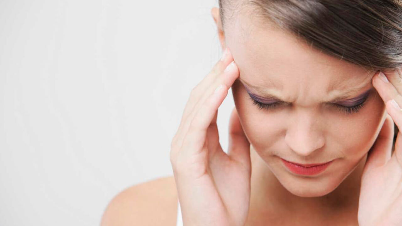 ¿Cómo un golpe en la cabeza puede afectar a la visión?