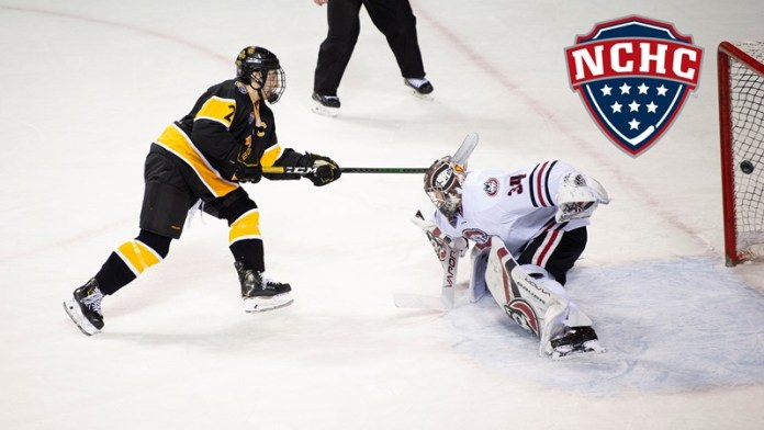 Minnesota Duluth vs St. Cloud State Live free S-tream online and TV guide, NCAA NCHC Semifinal Hockey Game