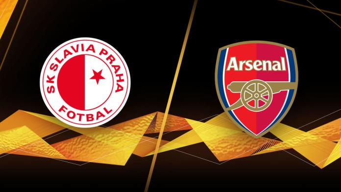 Slavia Prague v Arsenal live