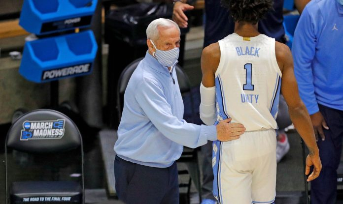 North Carolina limps into the offseason after embarrassing loss against Wisconsin